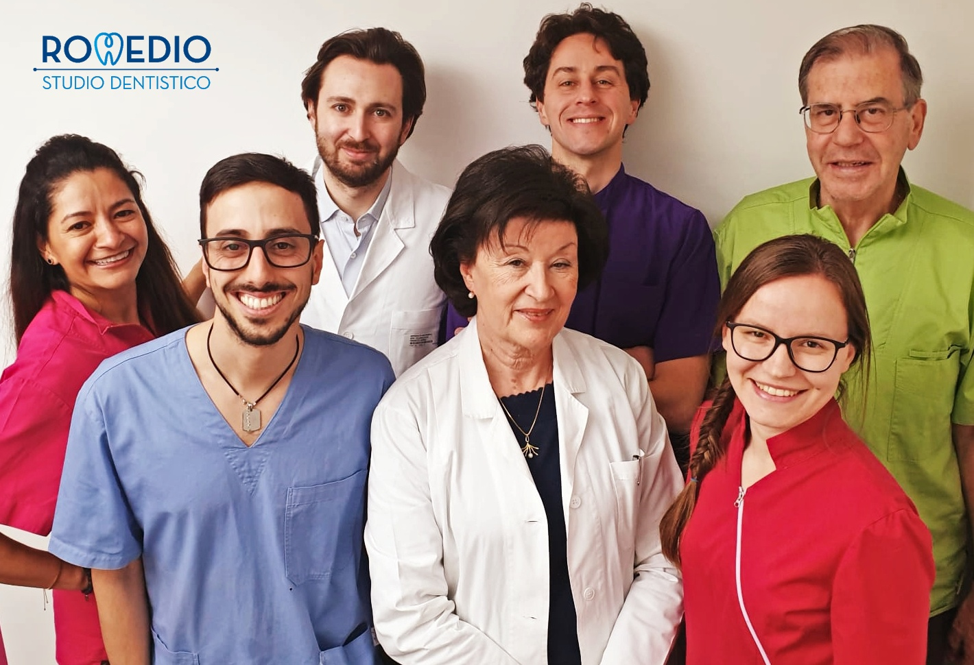 Studio Dentistico Romedio Monfalcone_Il nostro staff